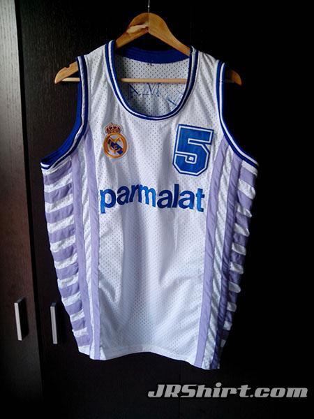 285fdc8c2 Camiseta de Drazen Petrovic (Real Madrid)