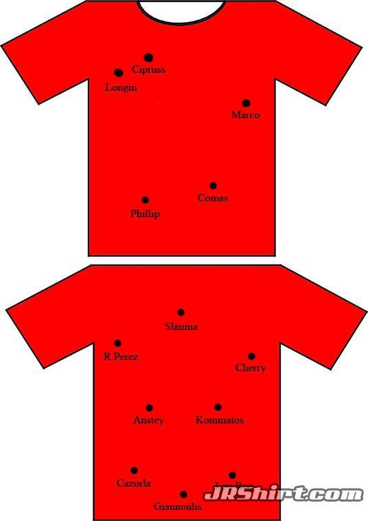 Camiseta Firmada por Caja San Fernando 2005-2006 | JRShirt